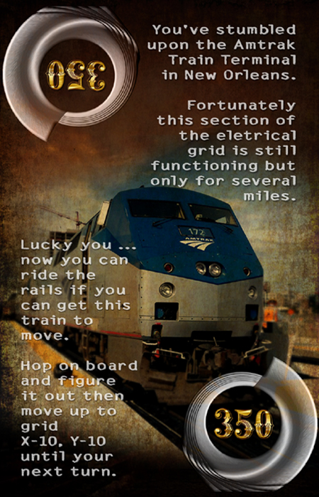 Get Your Board Game On With MILLENNIUM - Trains After The Apocalypse?