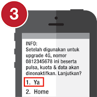 cara membuat jaringan 4g lte telkomsel terbaru