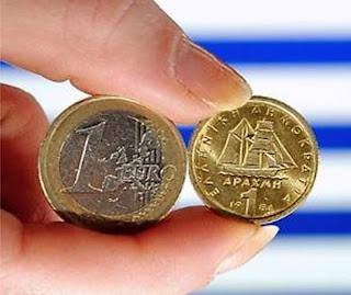 La Grecia sta pensando di tornare alla dracma