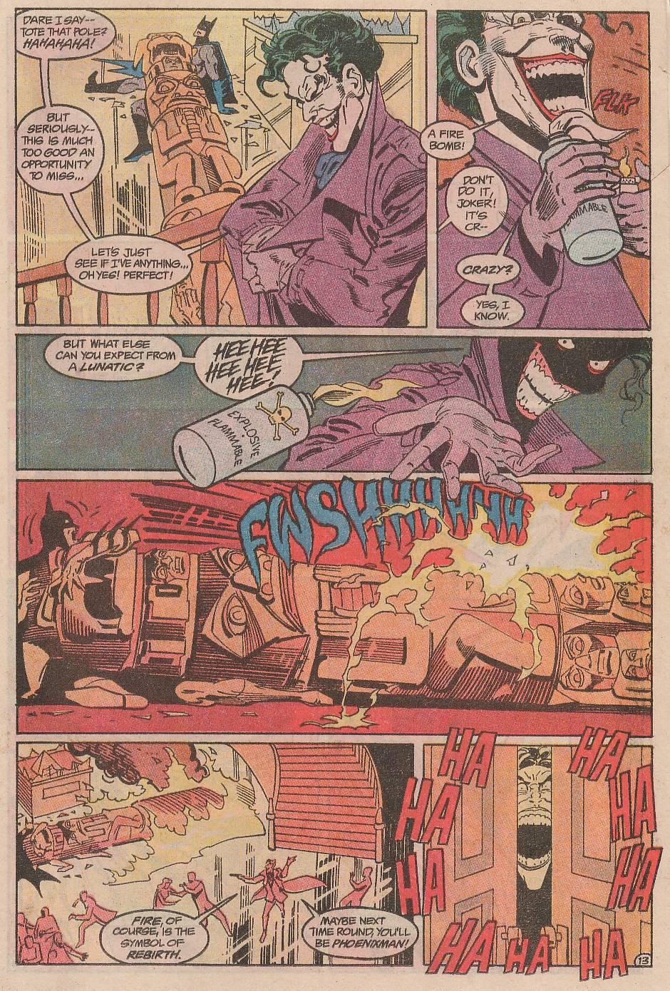 Detective Comics (1937) 617 Page 13
