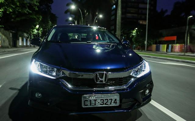 Novo Honda City 2018: detalhes, versões e preços - Brasil