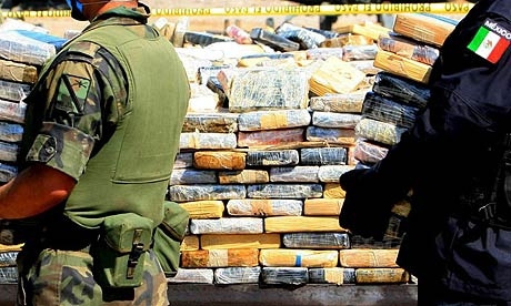 Colombia and America: A partnership for peace and the eradication of narco-trafficking