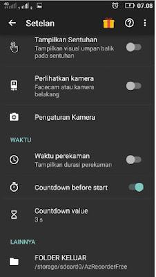cara Merekam Layar di Android Lollipop Tanpa Root