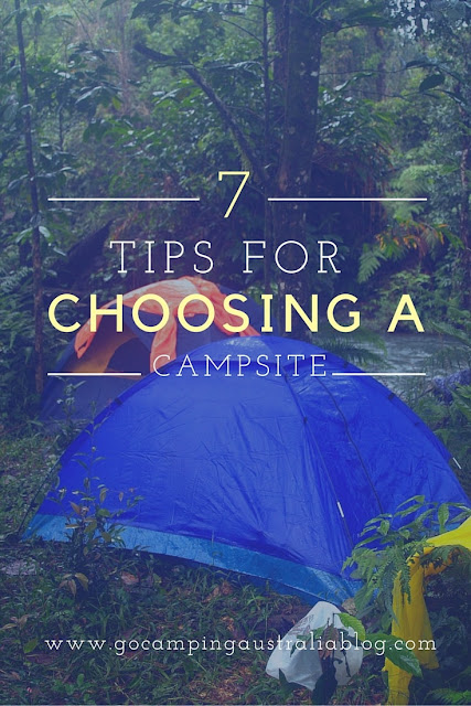 beginner tips to camping
