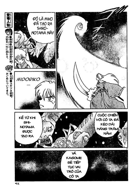 Inuyasha vol 56.8 trang 7