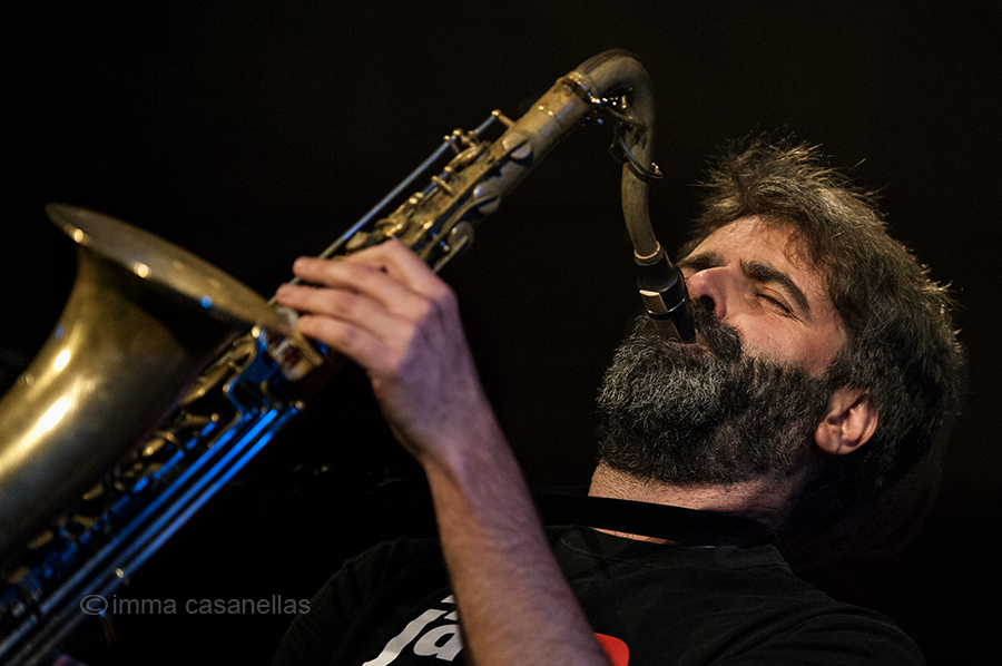 Albert Cirera, Jamboree Jazz Club, 14-abril-2017