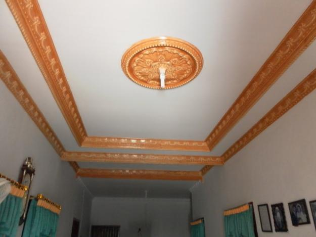 baru 36 kombinasi cat tembok dan plafon