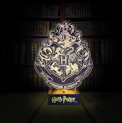 Hogwarts Lamp