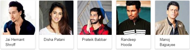 Star Cast of Baaghi 2