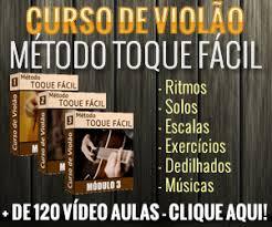 METODO TOQUE FÁCIL VIOLÃO