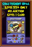 Chastisement - Wizard101 Card-Giving Jewel Guide
