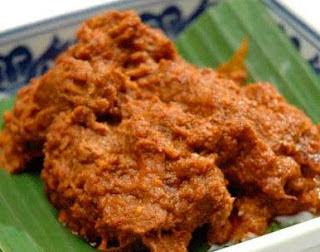 Resep Masakan Rendang Sapi Ala Rumah Makan Padang  Resep Cara Membuat Aneka Sayur Tradisional