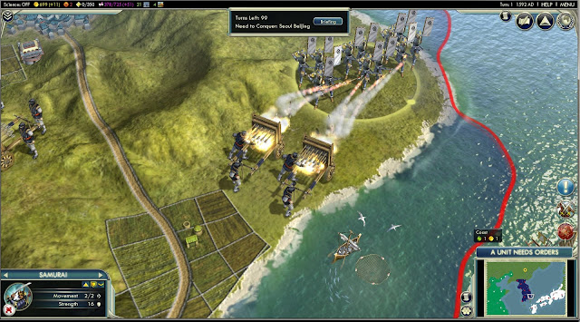 Game Civilization V