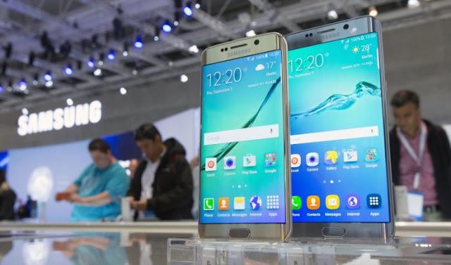 Samsung Galaxy S7 Edge Dengan Kapasiti Bateri 3,600mAh