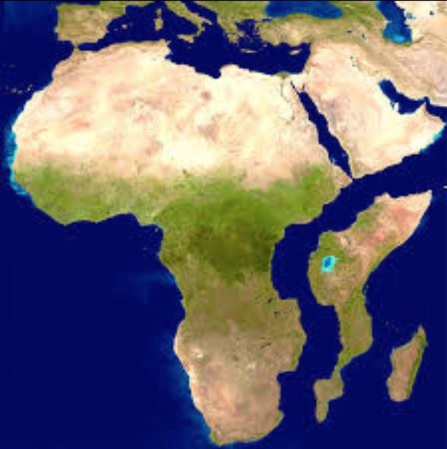 Subhanallah, Perlahan-Lahan Benua Afrika Mulai Terbelah! Bukti Nyata Ayat Al-Quran