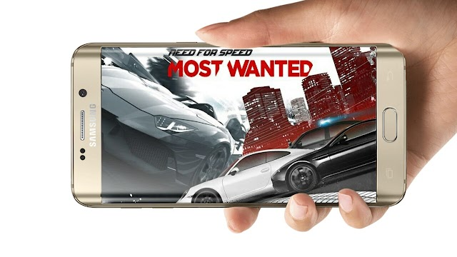 Need For Speed Most Wanted v1.3.128 On Android Highly Compressed