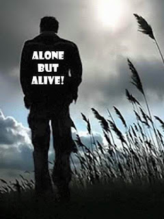 Alone But Alive! Alone Boy Dp Profile picture in best quality for alone peoples