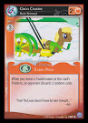 My Little Pony Coco Crusoe, Thick Skinned Premiere CCG Card