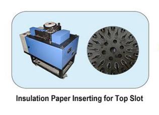 Insulation Paper Inserting Machine - TOP SLOT image