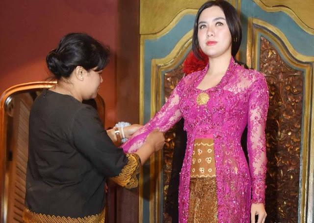 Urusan Mahar Pernikahan, Vicky Shu Tak Mau Neko-neko