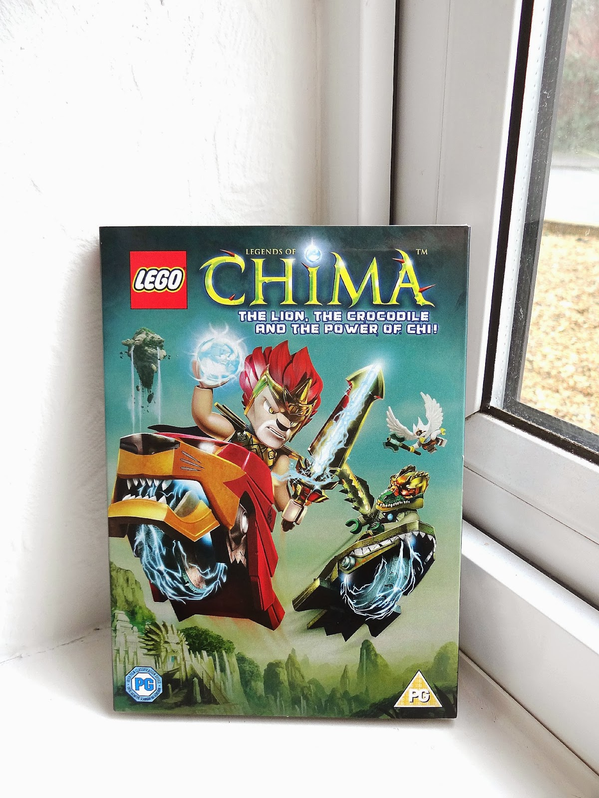 LEGO Chima, Legends of Chima episodes 1 to 10, Chima Online
