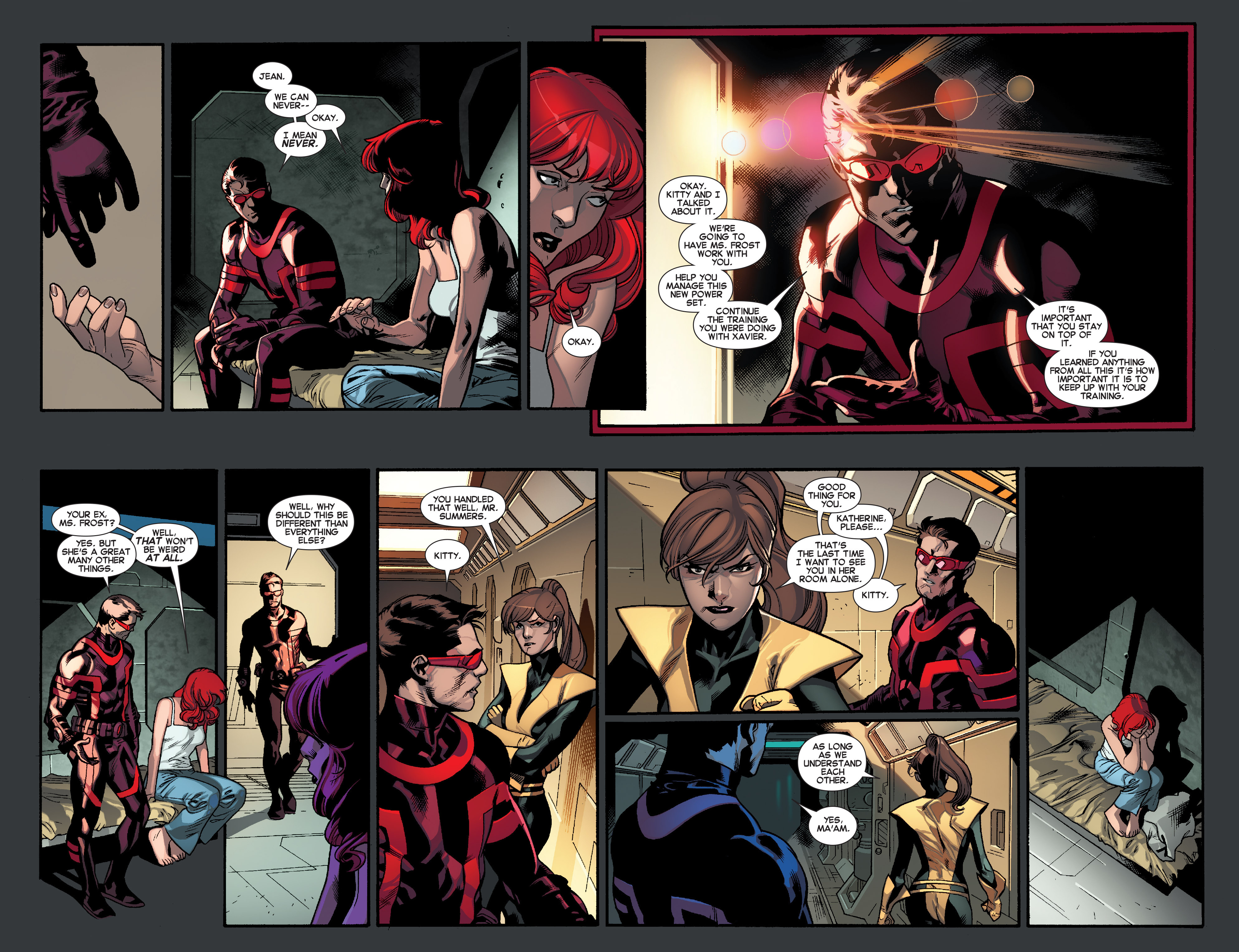 Read online All-New X-Men (2013) comic -  Issue #26 - 8