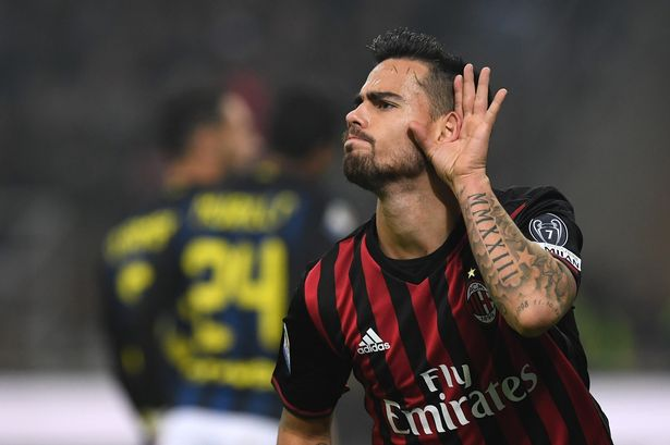 Suso mengundurkan diri keluar dari Milan