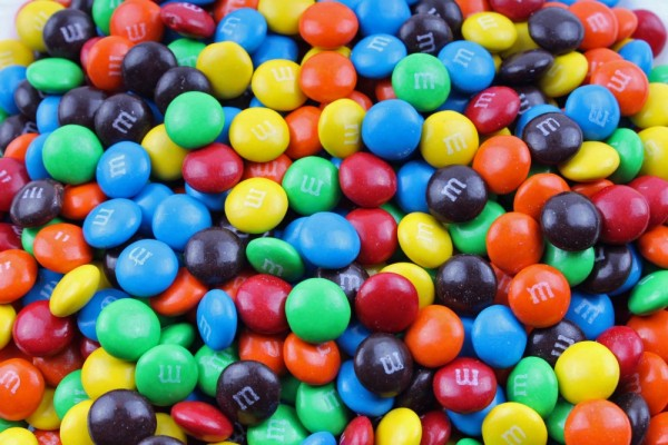 M & M's Candies Are Linked To Cancer, Migraines, Hyperactivity, Allergies, Anxiety
