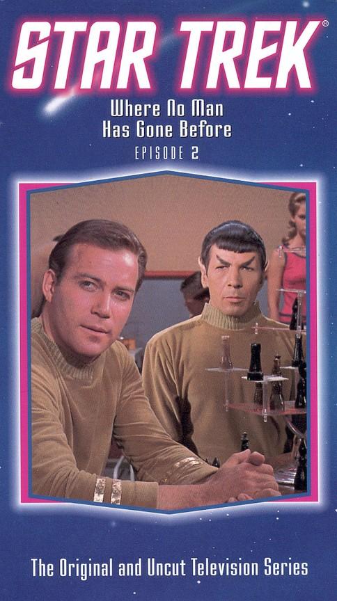 Star Trek: The Original Series - Season 1 Episode 03: Where No Man Has Gone Before