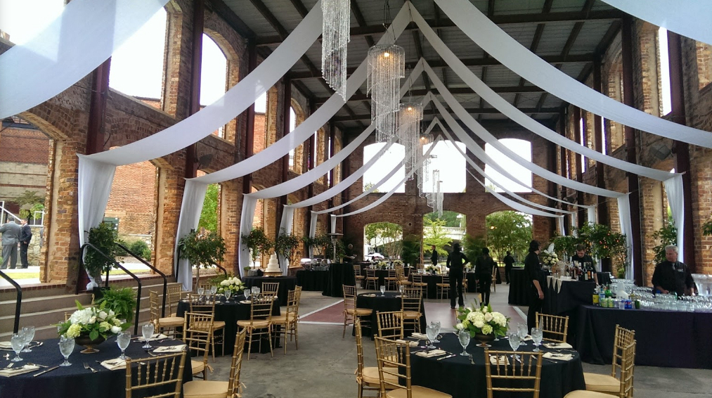 Larkins On The River Greenville SC Wedding Venues