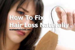 10 Ways to Overcome Hair Loss Naturally