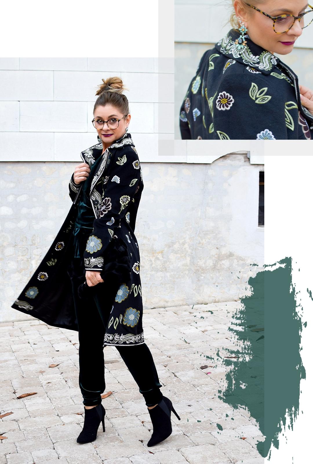 was trage ich am besten zu Silvester, Silvester Outfit Modeblogger