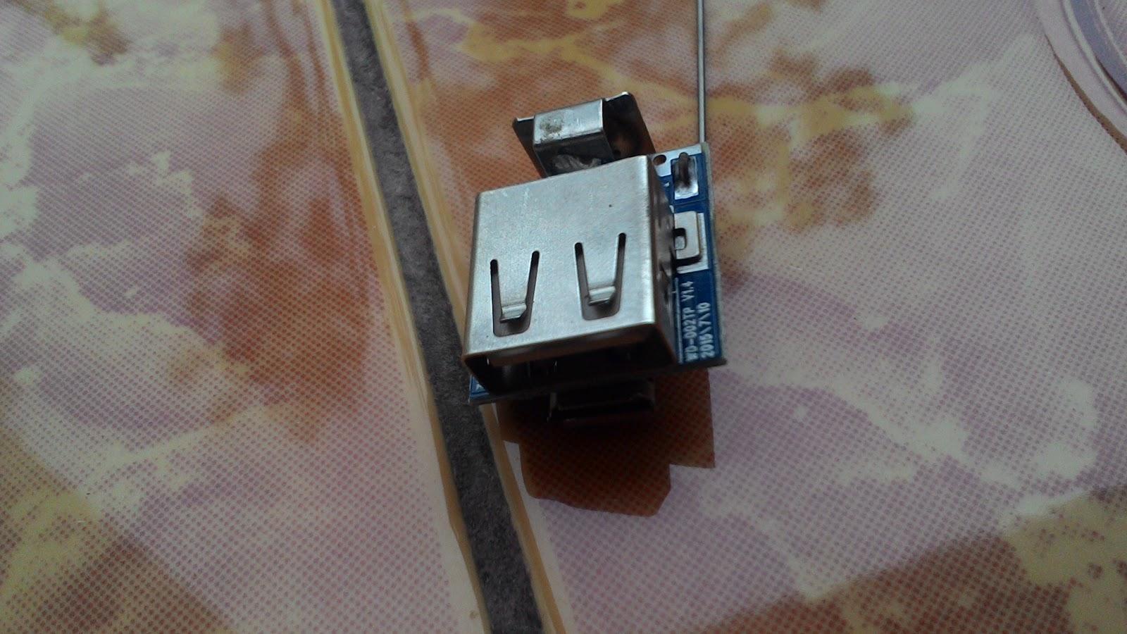 Modifikasi Modul Power Bank Murahan Untuk Membuat Usb Powered Battery Charger Circuit Gambar Skema Rangkaian