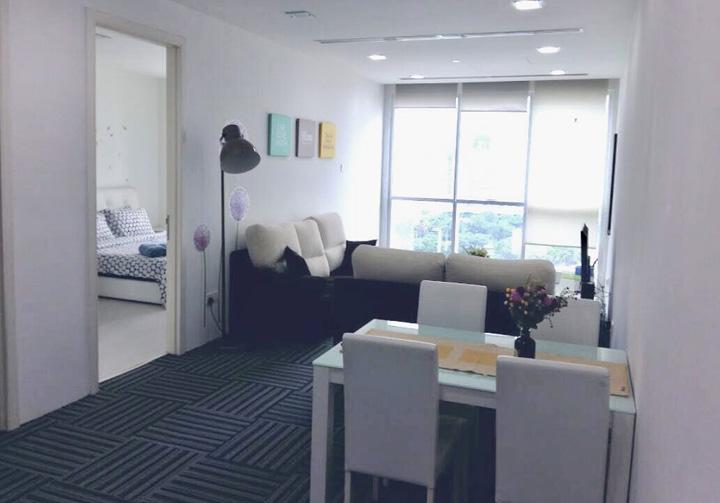 Binjai 8 Premium SOHO homestay Kuala Lumpur