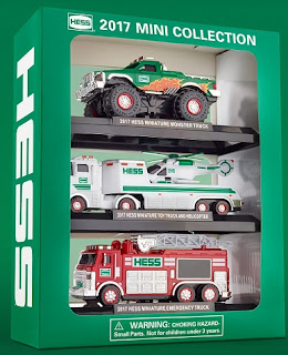 hess 2017 mini collection