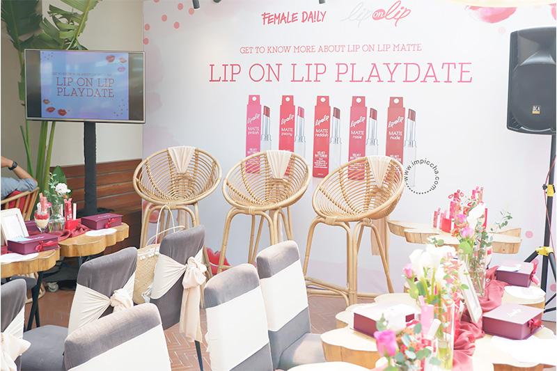 Event Lip On Lip Matte