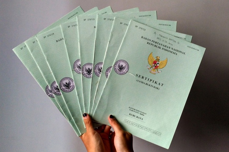 Banyak pungli di BPN ini cara hitung biaya sertifikat