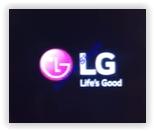 LG k8 2017 logo