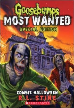 Review - Goosebumps Most Wanted: Special Edition #1: Zombie Halloween