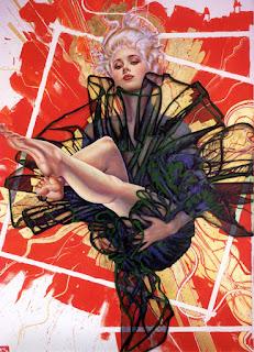 Olivia De Berardinis – Modern Pin Up Artisit