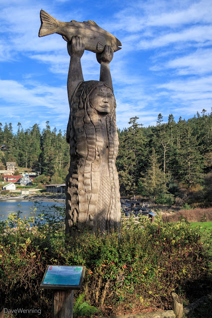 Ko-Kwal-alwoot, the Maiden of Deception Pass