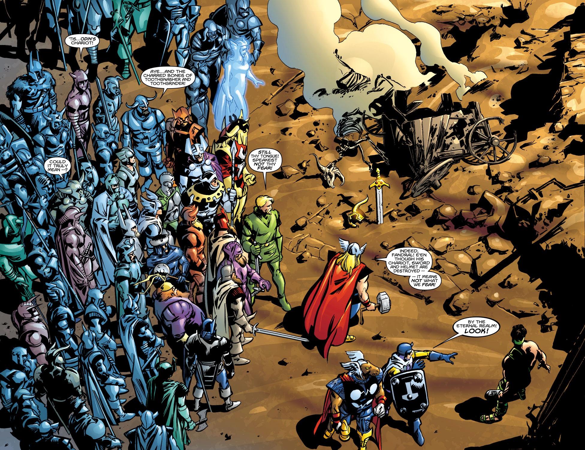 Thor (1998) Issue #41 #42 - English 3