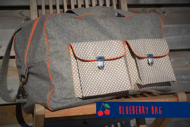 Blueberry Bag | Juffrouw Kersjes