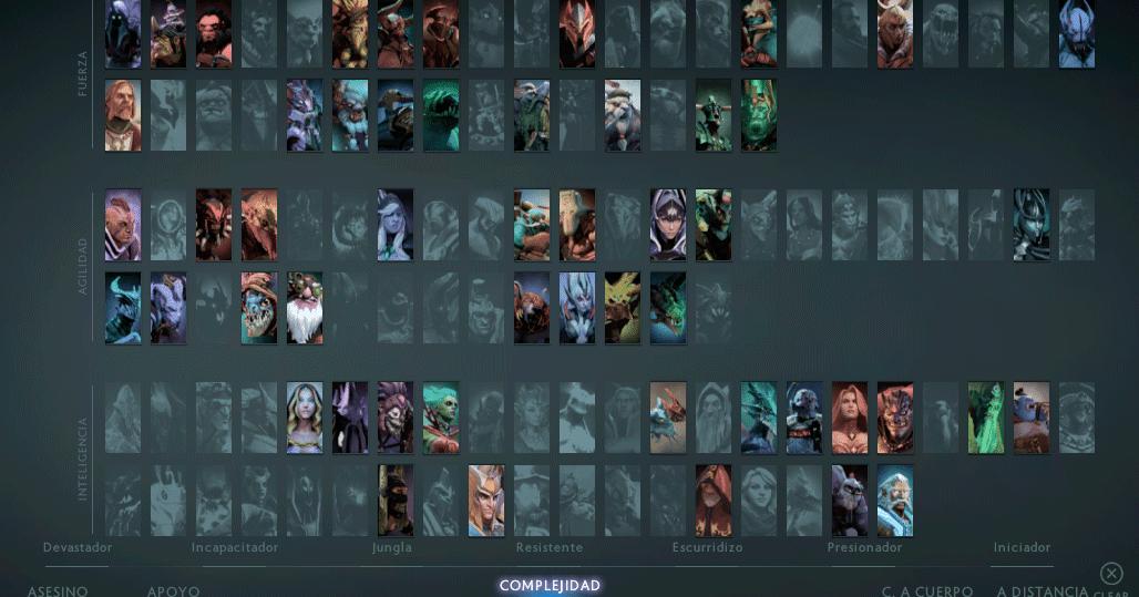 Heroes De DOTA 2 Para Principiantes Guia De DotA