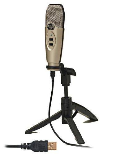 cad u37 usb studio recording microphone linux ubuntu studio. Black Bedroom Furniture Sets. Home Design Ideas