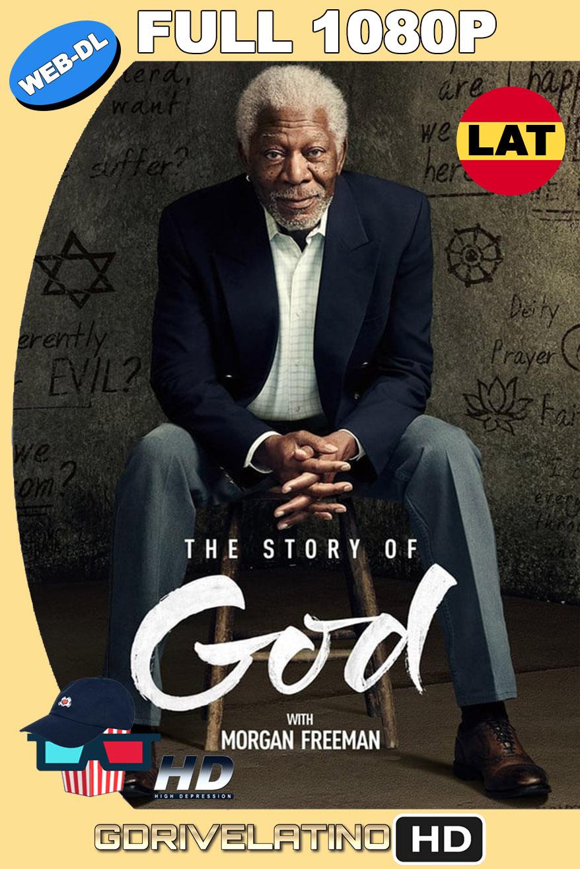 La Historia de Dios con Morgan Freeman (2017) Temporada 01 al 03 NF WEB-DL 1080p Latino-Inglés MKV