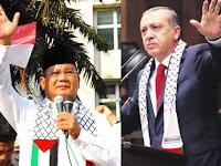 Persamaan Erdogan dan Prabowo, Sama-Sama Ditakuti Amerika
