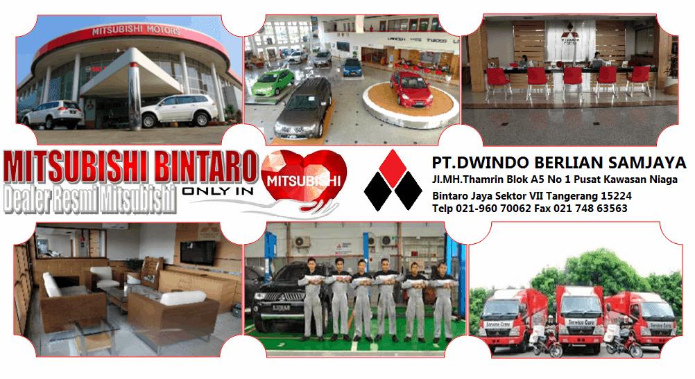 Foto Dealer Mitsubishi Bintaro