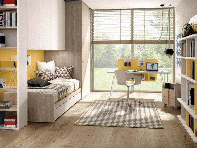 Dise os de dormitorios juveniles modernos colores en casa - Dormitorios juveniles diseno ...
