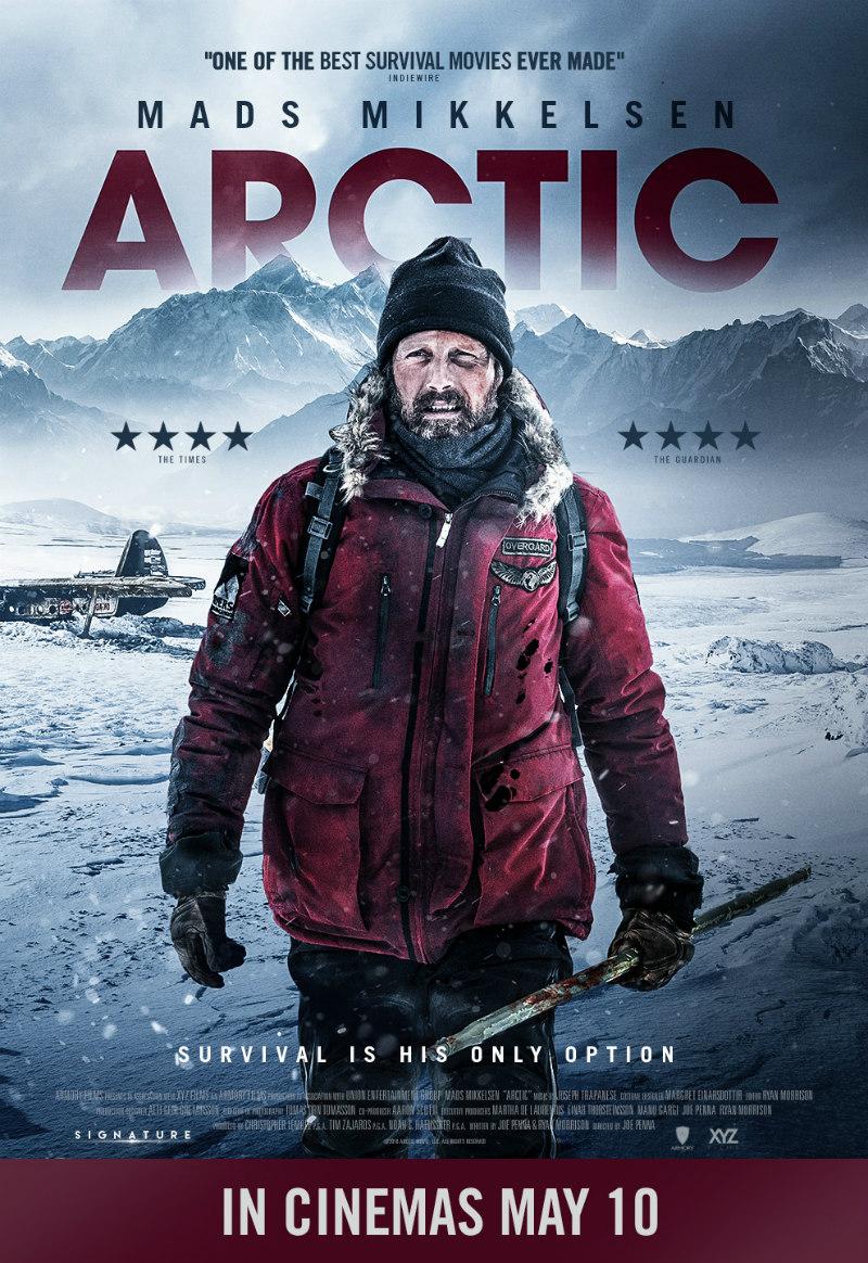 arctic mads mikkelsen poster